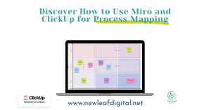Miro for process mapping